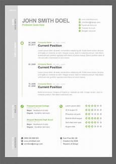 Download A Free Cv Template Cv Resume Free Psd Template Free Psd Files