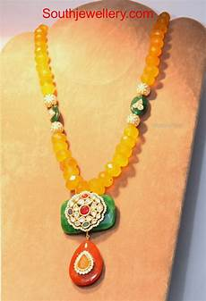 Different Bead Necklace Designs Beaded Fashion Jewellery Jewellery Designs