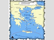 Geographic Features [Postivie]   Byzantine Empire