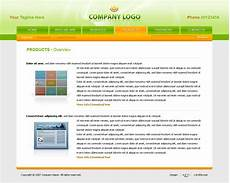 Website Content Template Free Adobe Photoshop Website Templates Content Page