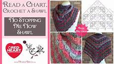 How To Make A Crochet Pattern Chart Learn To Read A Crochet Chart And Crochet A Shawl With