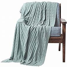 homescapes cable knit throw comforter blanket duck