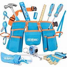 Bosch Kinder Werkzeuge Leder by Hi Spec 16 Teiliges Kinder Werkzeug Kit Mit Werkzeugg 252 Rtel