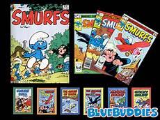 Smurf Books Bluebuddies Com
