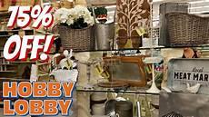 clearance home decor hobby lobby clearance 75 shop with me home decor