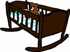 image vectorielle gratuite berceau lit d enfant b 233 b 233