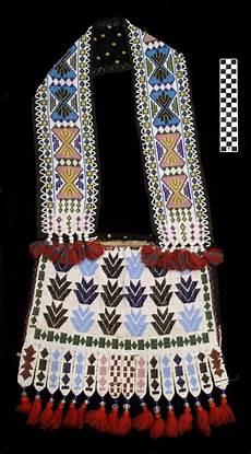 beadwork bag bandolier bags