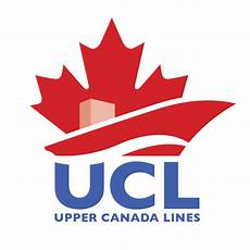 Shipping Logo Upper Canada Lines Shipping Brands Of The World