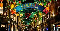 Best Place To See Christmas Lights In London Where You Can See The Sparkliest Christmas Lights This