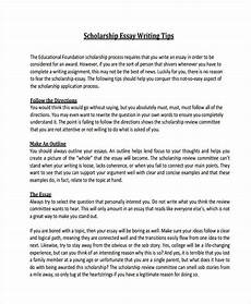 A Good Essay Examples Free 21 Essay Writing Examples In Pdf Examples