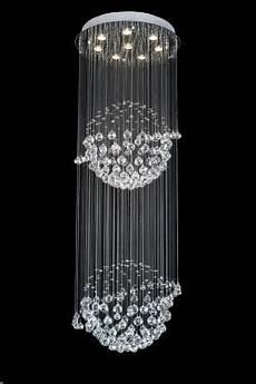 Modern Chandelier Rain Drop Chandeliers Lighting With Crystal Balls Shop Modern Contemporary Rain Drop Chandelier Lighting