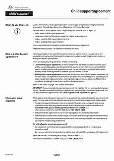 Child Support Agreement 32 Free Child Support Agreement Templates Pdf Amp Ms Word
