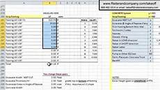 How To Estimate A Construction Job Free Construction Estimating Software Youtube