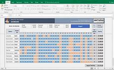Employee Time Tracking Excel Employee Time Tracker Payroll Excel Template Eloquens