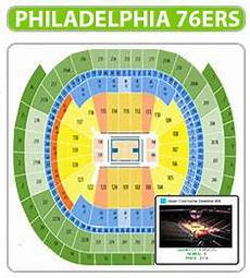 Sixers Seating Chart 76ers Vs Bulls Tickets Wells Fargo Center Best Prices