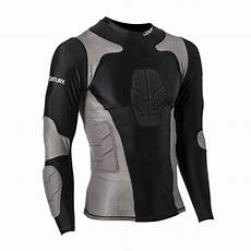 sleeve compression shirt soteer century padded compression shirt sleeve ebay