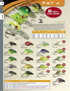 Bomber Long A Color Chart Pin On Fishing Amp Kayaking