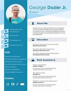 It Resumes Templates It Resume Format Template 7 Free Word Pdf Format