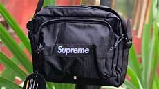 supreme bag supreme ss19 shoulder bag review cringe