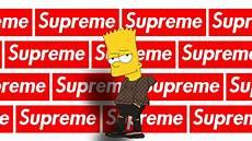 supreme bart background supreme hd wallpaper background image 1920x1080 id