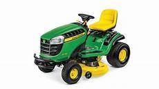 John Deere Lawn Tractor Battery Light Stays On Why Which New 2018 John Deere E100 Series Lawn Tractor Is
