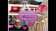 diy decora tu cuarto para san valentin