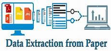 Data Extraction Data Extraction Services In India Data Extraction From