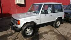 Rare 1987 Dodge Raider Montero 2 Door 4x4 With 5 Speed
