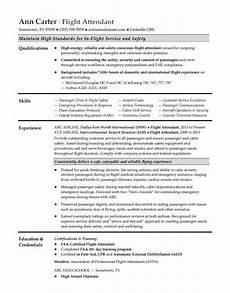 Flight Attendant Job Description Resume Sample Flight Attendant Resume Sample Monster Com