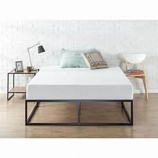 zinus modern studio 14 in king platforma bed frame hd