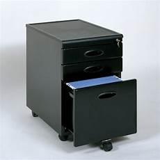 studio rta 2 drawer mobile metal file black filing cabinet