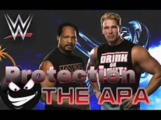 Apa Theme The Apa Last Wwe Theme Quot Protection Quot Youtube