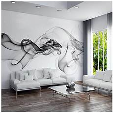 Above Sofa Wall Decor 3d Image by Custom 3d Photo Wallpaper Smoke Clouds Abstract Artistic