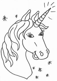 Unicorn Malvorlagen Ausmalbilder Einhorn Einhorn Zum Ausmalen Einhorn Zum