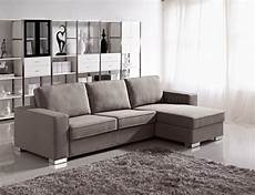 1264 sectional sofa bed convertible in fabric by esf