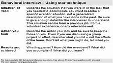 Sample Interviews Questions And Answers Answers To Behavioral Based Interview Questions Youtube