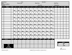 Baseball Scorecard 8 Printable Baseball Scorecard Templates Excel Templates