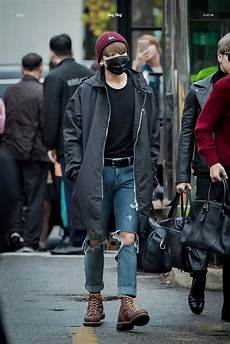 22 best bts jungkook airport fashion images on
