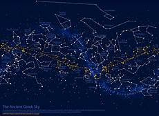 Sky And Telescope Sky Chart Constellation Map Constellation Chart Constellations
