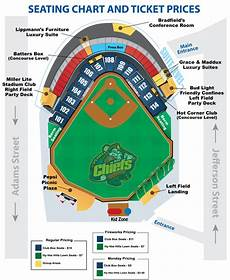 Reeves Athletic Complex Seating Chart Seating Chart Peoria Chiefs Tickets