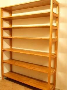 costruire scaffale legno creare scaffali fai da te