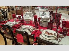 Get Ready for Holiday Entertaining & Dining, Everything Is
