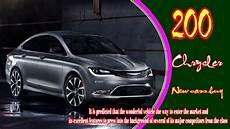 2019 Chrysler Vehicles by 2019 Chrysler 200 2019 Chrysler 200 Convertible 2019