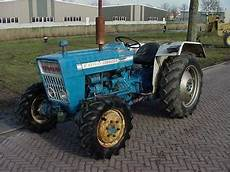 Antique Tractors Ford 3000 4x4 Picture