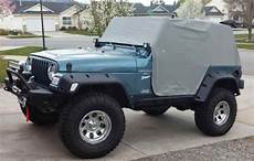 How To Install A Bestop All Weather Trail Cover W Stuff