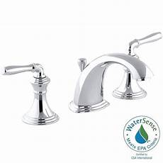 Kohler Kitchen Faucet Kohler Devonshire 8 In Widespread 2 Handle Low Arc