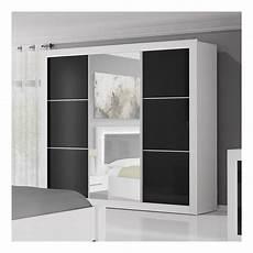 modern bedroom sliding 3 door wardrobe 8 ft 2 250cm on