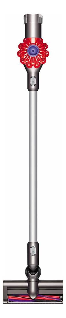 Dyson Stick Vacuum Red Light Best Buy Dyson V6 Bagless Cordless Stick Vacuum Red 209521 01