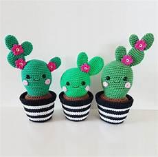 cactus friends amigurumi pattern amigurumipatterns net