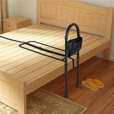 bed rail assist bar adjustable height grab supply